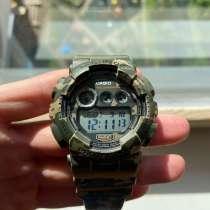 Мужские наручные часы Casio G-SHOCK, в Москве