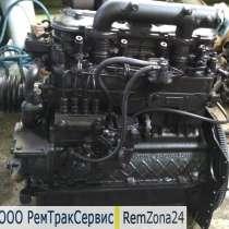 Текущий/капитальный ремонт двигателя ммз д-245, в г.Минск