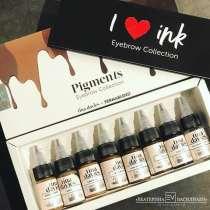 Пигменты для перманентного макияжа Perma Blend, в Ярославле