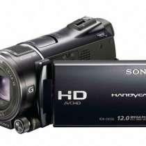 Видеокамера Sony HDR-CX550E, в Санкт-Петербурге