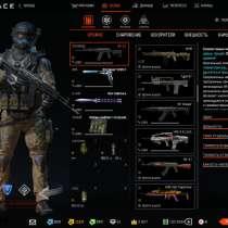 Продаю аккаунт для игры Warface, в г.Бишкек
