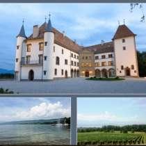 Замок в Швейцарии, в г.Мюнхен