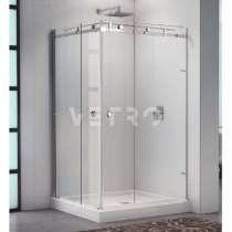 Стеклянная душ, перегородка, в Казани