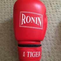 Боксёрские перчатки, в Серове