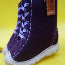 Детские валенки - ботиночки ручной работы, в Москве