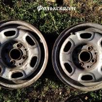 Продаю диски на Фольксваген б/у 4шт, в г.Бишкек