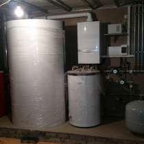 Проектирование и монтаж отопления водоснабжения канализации, в Краснодаре
