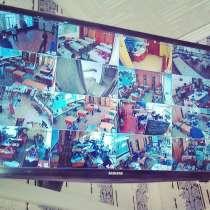 Видеонаблюдение, в Томске