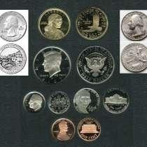 Куплю монеты США, Санкт-Петербург, в Санкт-Петербурге