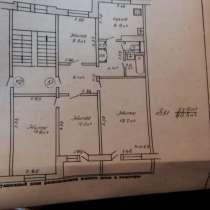 Продам 4-х комнатную квартиру. г. Жабинка ул. Центральная, в г.Жабинка