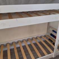 Двух вирусная кровать, очень хорошем состоянии, в г.Астана