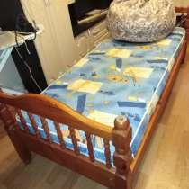 Продам детскую кровать, односпальную, в Кингисеппе