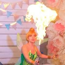 Шоу мыльных пузырей Александры Рич, в Москве