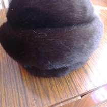 Продам норковую шапку, в г.Павлодар