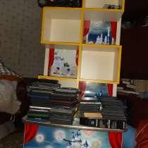 Шкаф для девочки и стеллаж, в Солнечногорске