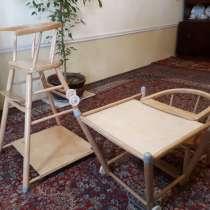 Продаю деревянный детский стульчик, в г.Ташкент