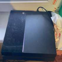 PlayStation 4 500gb, в Санкт-Петербурге