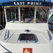 Морской катер Nord star 31 Patrol 2006 года, в Владивостоке