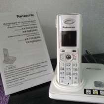 телефон Panasonik KX-TG8205RU, в Новосибирске