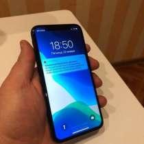 IPhone X без Файс айди задняя крышка как у 11 про В отличном, в Саратове