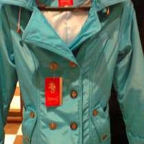 Куртка Тренчкот осень-весна 44 размер новая, в Москве