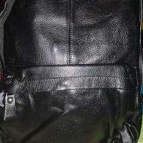 Рюкзак из натуральной кожи, в Москве