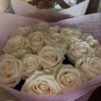 Продаю 2 букет цветов свежие, в Одинцово
