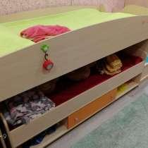 Кровать двухъярусная, в Фрязине