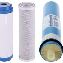 Фильтры-кардриджы для воды, в Уфе