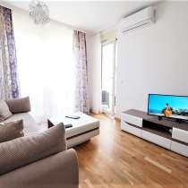 Новая квартира в центре Будвы, в г.Будва