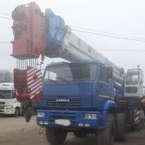 Продам автокран Галичанин 50 тн, вездехода Камаза, в Владимире