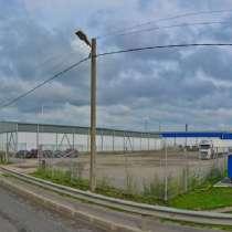 Сдается земельный участок на Московском шоссе, в Санкт-Петербурге