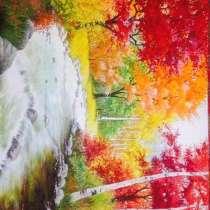 Осенное пейзаж, в г.Бухара