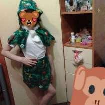 Карнавальный костюм Ёлочка, в Новосибирске