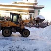 Чистка уборка и вывоз снега, в Верхней Пышмы