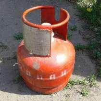Баллон газовый 5 литров (малый) под клапан, в г.Орша