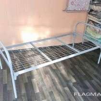 Металлические кровати для строек, хостелов, общежитий, в Дмитрове