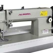 Одноигольная швейная машина с шагающей лапкой Aurora A 0302, в Самаре