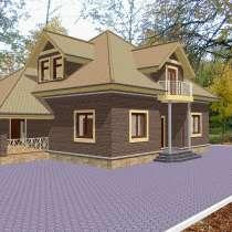 Архитектурное проектирование домов и коттеджей, в Ростове-на-Дону