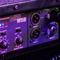 "Turbosound Milan M15B - компактный 15"" банд пасс сабвуфер, в Вязьме"