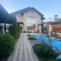Продается 3 уровневый особняк со всеми условиями, в г.Бишкек