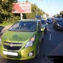 легковой автомобиль Chevrolet Spark, в Омске