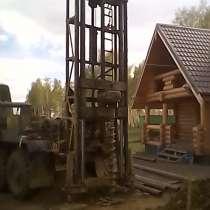 Бурение скважин на воду, в Красноярске