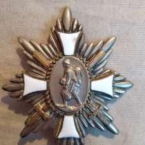 Почетный знак пехотинца, в Самаре