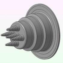 Муфты проходные, концевые уплотнители для труб /теплотрассы/, в Пензе