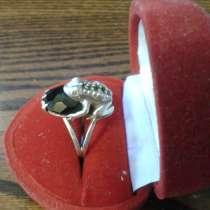 Кольцо серебрянное, в Канске