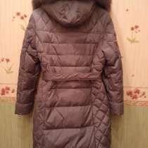 Зимний плащ -пальто, в г.Донецк