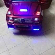 Продам детскую машину (электромобиль),бардо, пульт, в Крымске