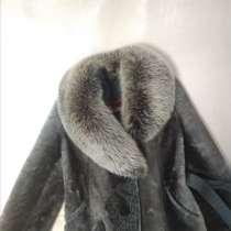Полушубок мутоновый 44 размер, в Набережных Челнах