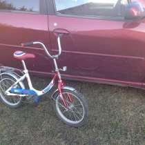 Продам детский велосипед, мало б/у, шины новые, в Рыбинске